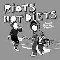 Riots Not Diets - Orange Mocha Frappuccino