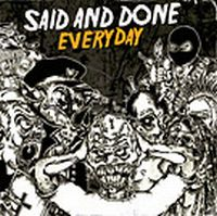 Said And Done - Everday