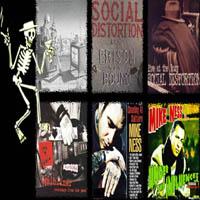 Social Distortion - Re-Release Series