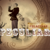 The Slackers - Peculiar