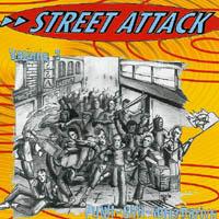V/A - Street Attack, Volume 3