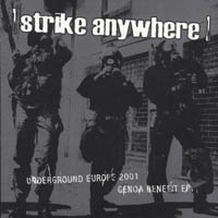 Strike Anywhere - Genoa Benefit EP