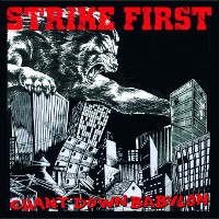 Strike First - Chant Down Babylon