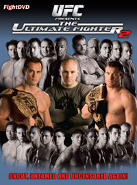 The Ultimate Fighter - Season 2 [5 DVDs]