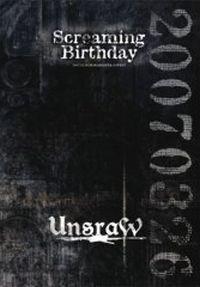 Unsraw - Screaming Birthday [Live DVD]