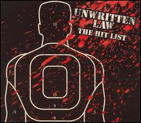Unwritten Law - The Hit List