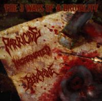 Parricide / Incarnated / Reexamine - The 3 Ways Of A Brutality
