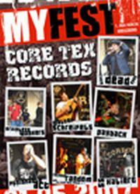 V/A - Myfest - die DVD zur Core-Tex-Records-Bühne vom 1. Mai in Berlin Kreuzberg