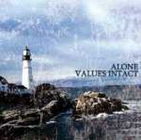 Alone / Values Intact - Split