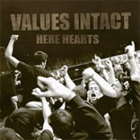 Values Intact - Here Hearts [EP]