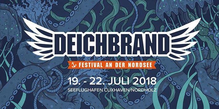 Deichbrand 2018 Logo