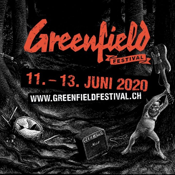 Greenfield Festival 2020 Logo
