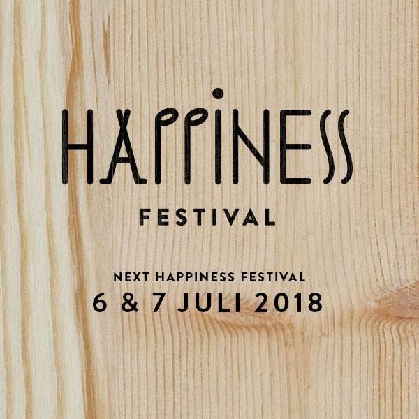 Happiness Festival 2018 Logo