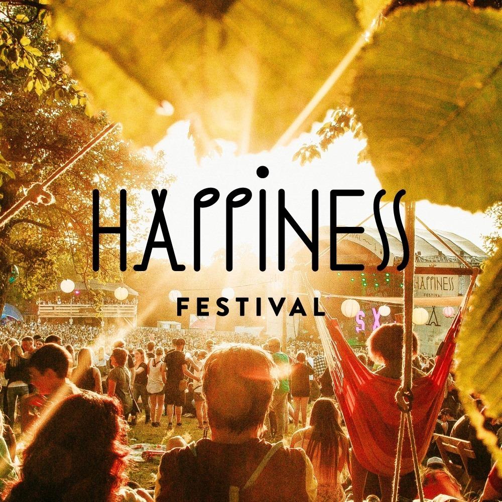 Happiness Festival 2020 Logo