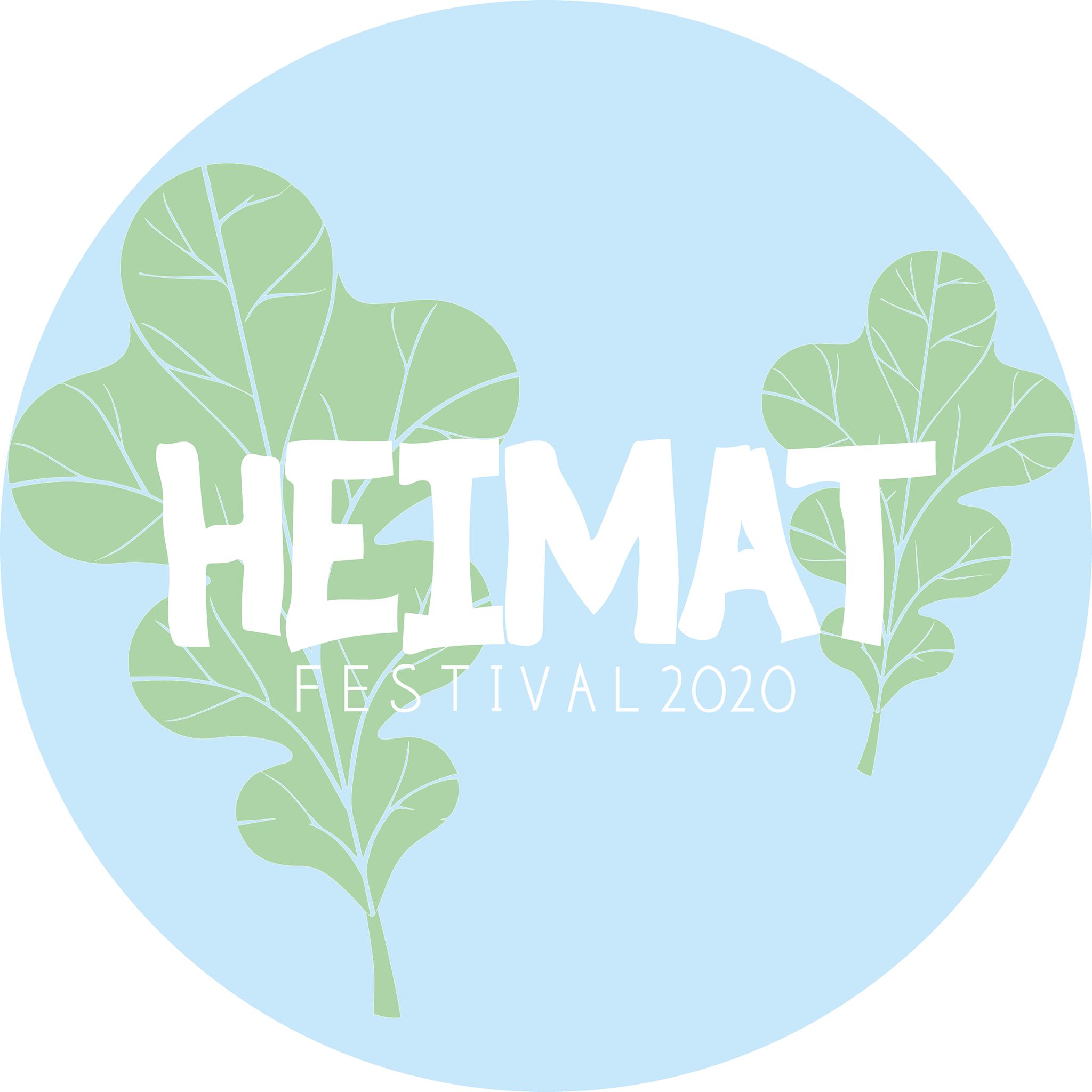 Heimat Festival 2020 Logo