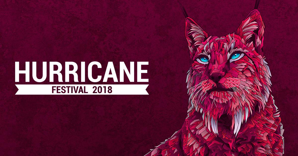 Hurricane Festival 2018 Logo