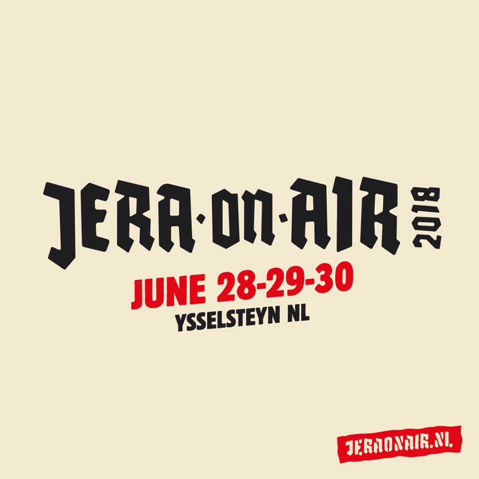 Jera On Air 2018 Logo
