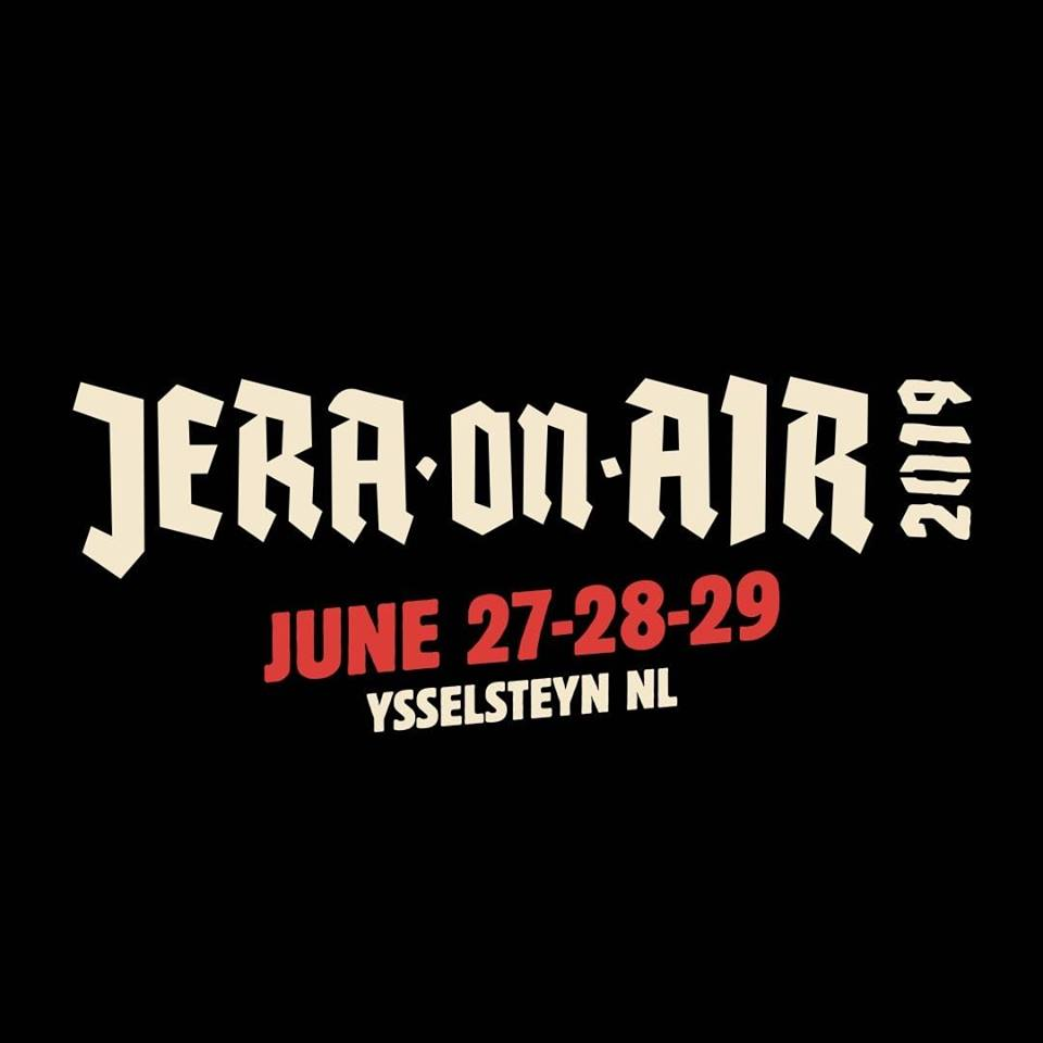 Jera On Air 2019 Logo