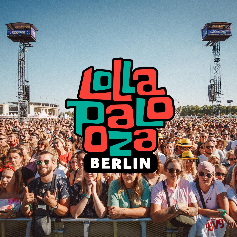 Lollapalooza Berlin 2020 Logo