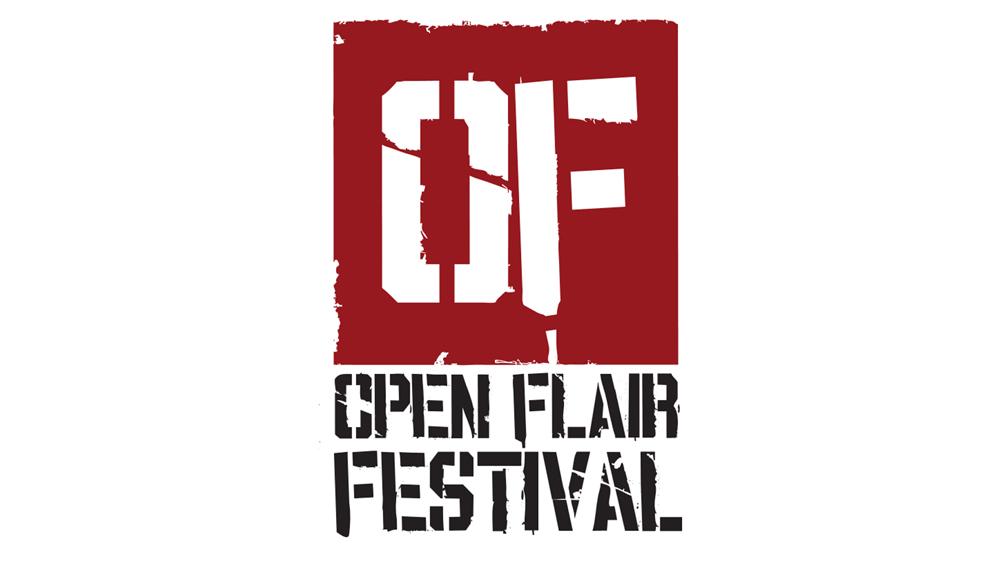 OPEN FLAIR FESTIVAL 2018 Logo