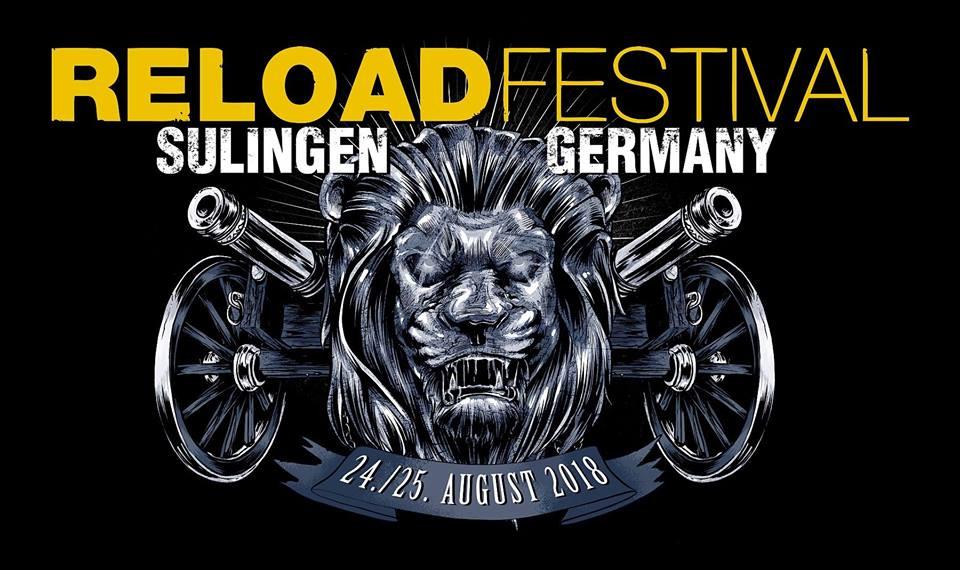 Reload Festival 2018 Logo