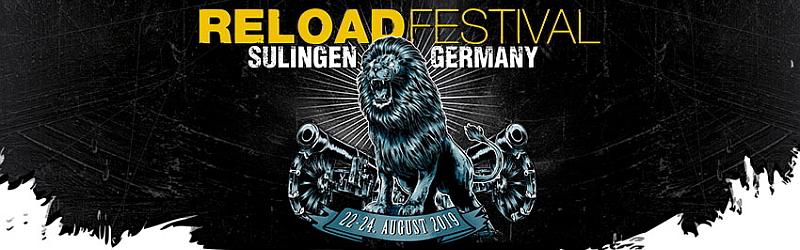 Reload Festival 2019 Logo