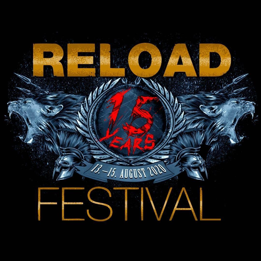 Reload Festival 2020 Logo