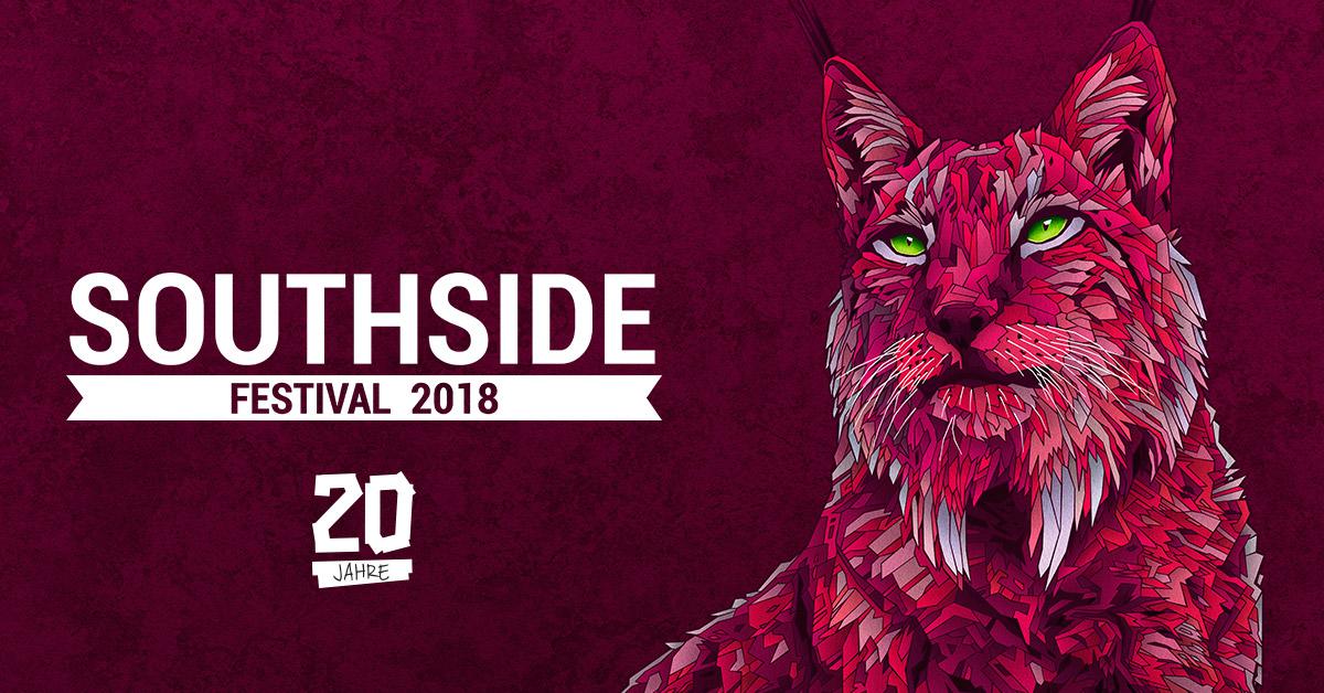 Southside Festival 2018 Logo