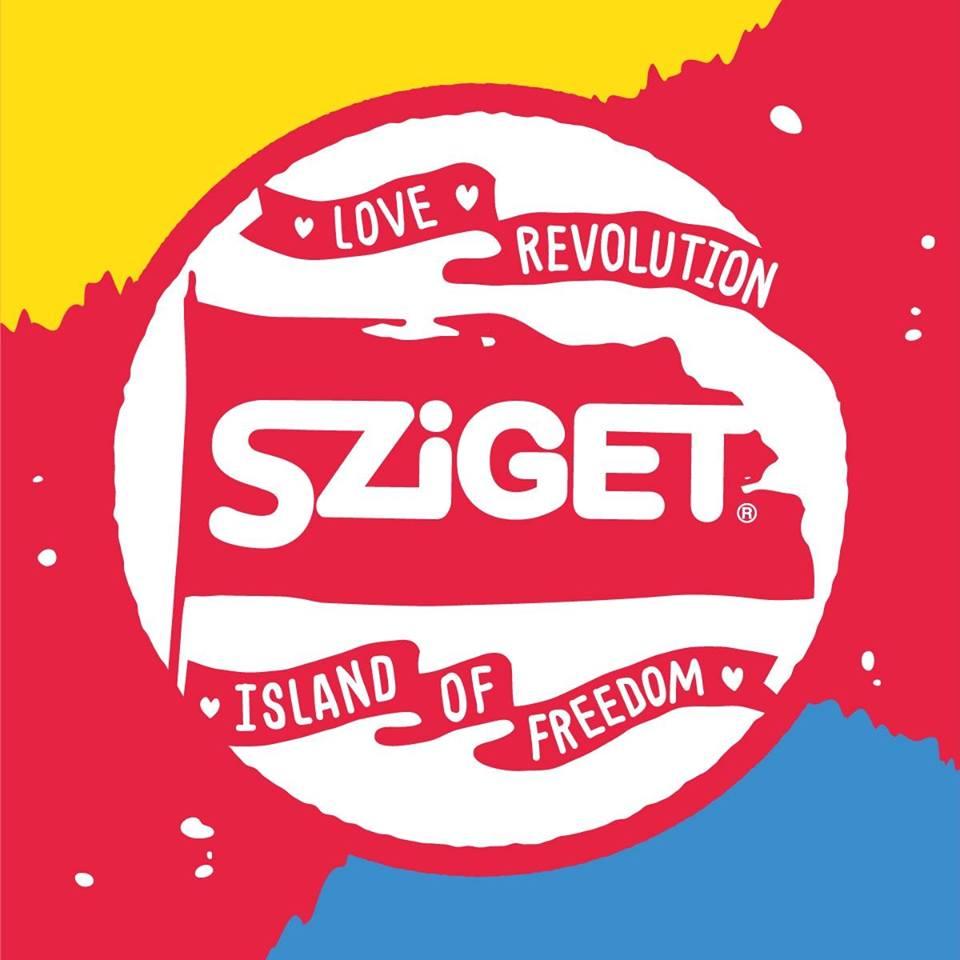 Sziget Festival 2019 Logo