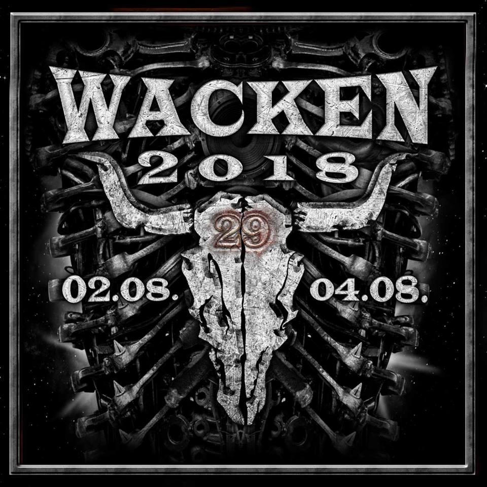 Wacken Open Air 2018 Logo