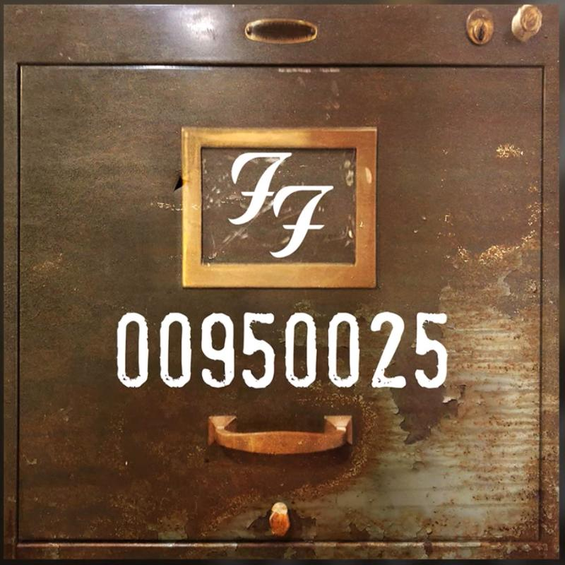 Foo Fighters 00950025 Cover