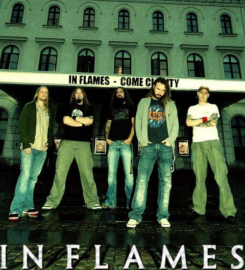 Interview mit In Flames - ALLSCHOOLS