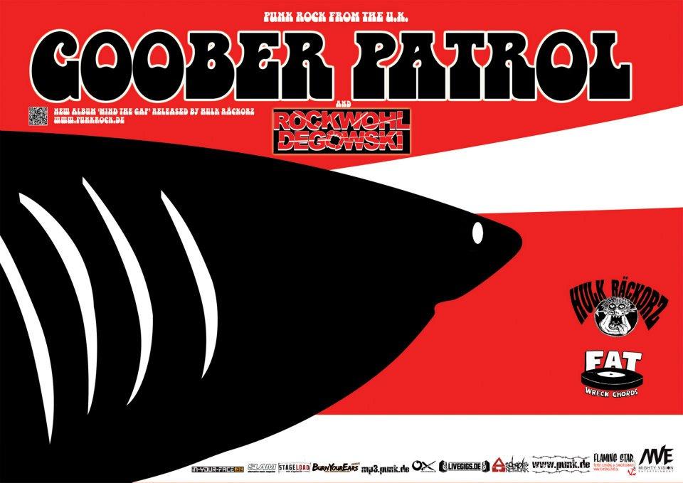 Photo zu 12.04.2012: Goober Patrol, Rockwohl Degowski - Bei Chez Heinz, Hannover