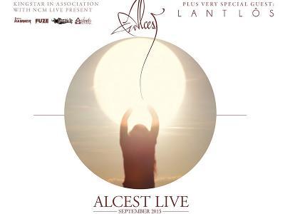 ALLSCHOOLS PRESENTS: ALCEST/LANTLOS - zusammen auf Tour!