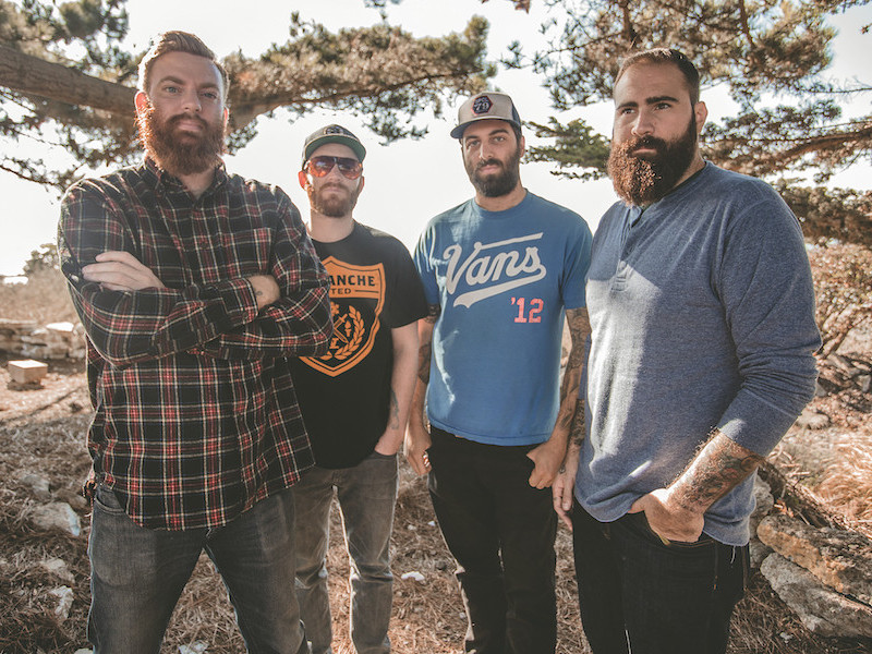 FOUR YEAR STRONG NEWDRIVE TOUR 2016