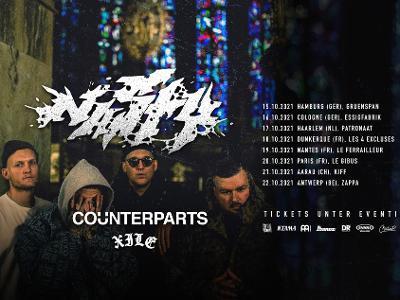 ALLSCHOOLS PRESENTS: NASTY - mit neuem Album auf Tour