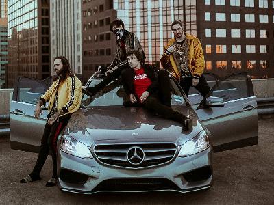 ALLSCHOOLS PRESENTS: POLYPHIA - sechs Konzerte im Februar