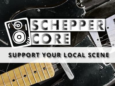 ALLSCHOOLS PRESENTS: SCHEPPERCORE - Support Your Local Scene