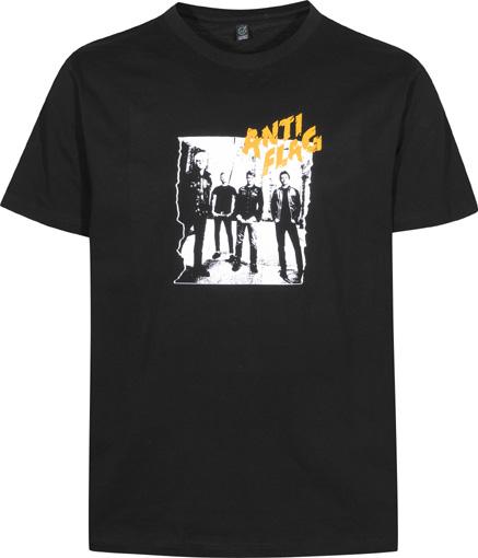 Anti Flag The Clash Shirt