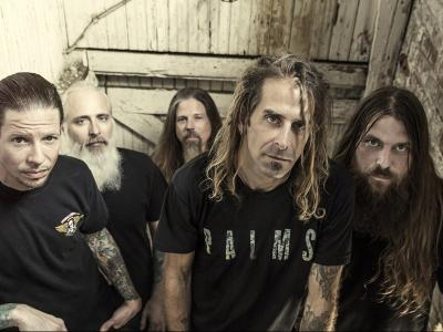 LAMB OF GOD - Trennung von Schlagzeuger Chris Adler