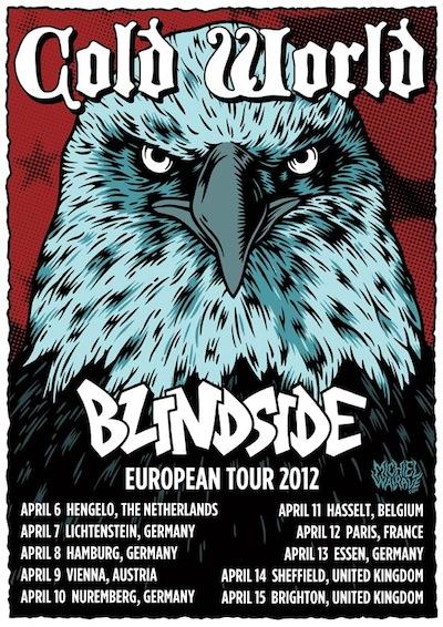 Cold World Euro Tour 2012