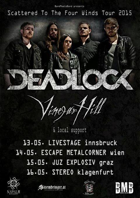 Deadlock Flyer