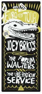 Photo zu 18.07.2012: Joey ?Briggs? LaRocca, The Forum Walters, The Liberation Service - Bei Chez Heinz, Hannover