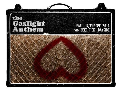 Photo zu 29.10.2014: The Gaslight Anthem, Bayside, Deer Tick - Düsseldorf - Mitsubishi Electric Halle