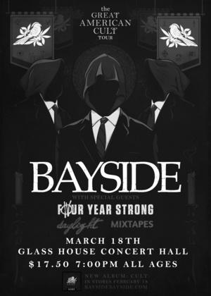 Photo zu 18.03.2014: Bayside, Four Year Strong, Daylight, Mixtapes - The Glasshouse - Pomona, CA