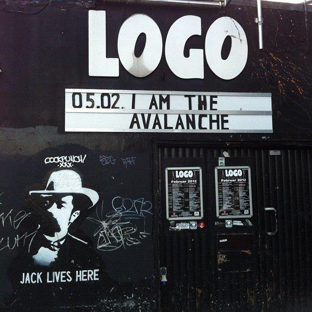 Photo zu 05.02.2012: I Am The Avalanche, The Xcerts - Logo, Hamburg
