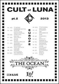 Photo zu 4.5.2013: The Ocean, Cult Of Luna - KFZ Marburg