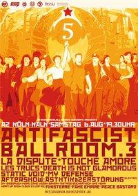 Photo zu 06.08.2011: La Dispute, Touché Amoré, Death Is Not Glamorous, Static Void, My Defense, Eiltank - AZ - Köln