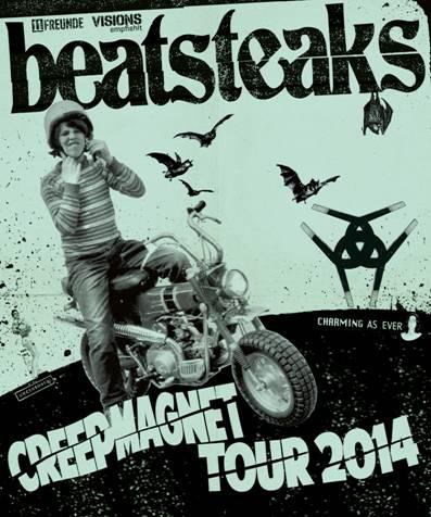 Photo zu 12.11.2014: Beatsteaks, Bilderbuch - Saarbrücken - E-Werk