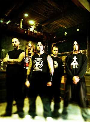 Photo zu 22.09.2007: DevilDriver, God Forbid, The Sorrow - Herford - X